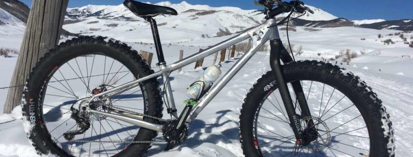 Reactive Adaptations Women's Fat Bike